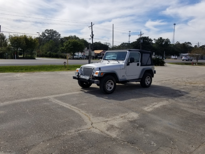 Jeep Wrangler 2006 price $12,980