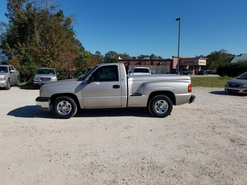 Chevrolet Silverado 1500 2004 price $7,480