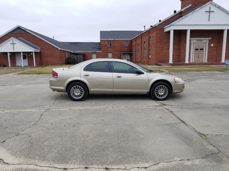 Chrysler Sebring 2004 price $4,480