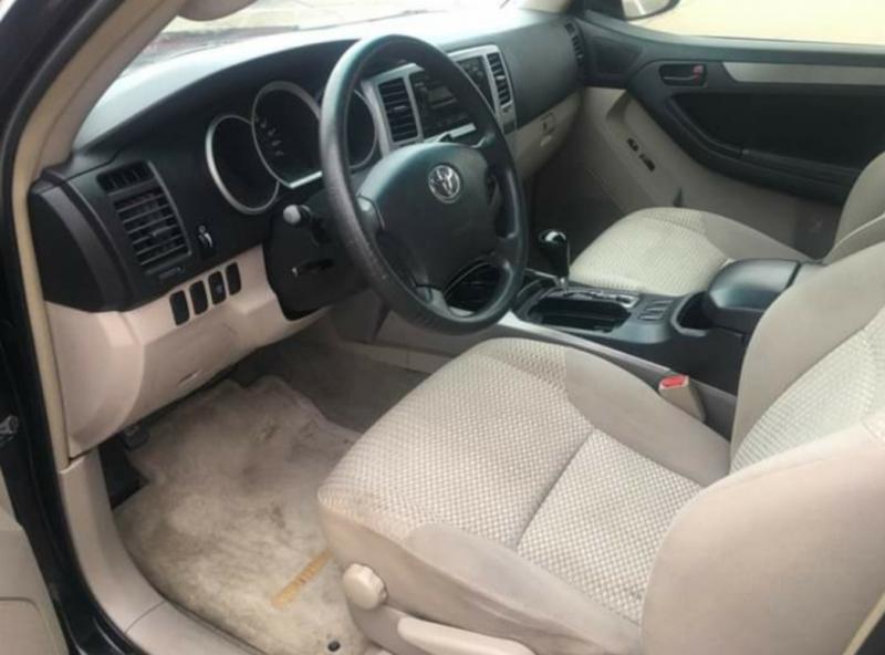 Toyota 4Runner 2007 price $7,980