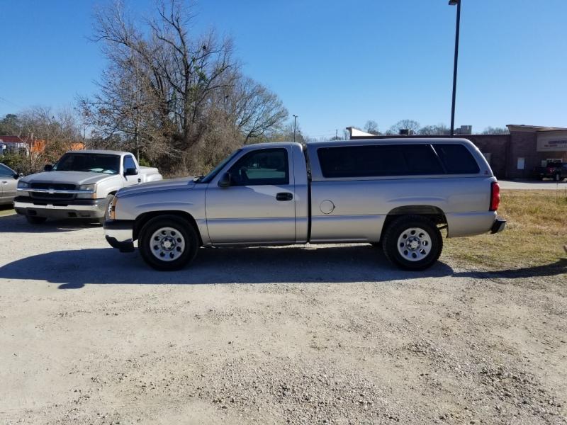 Chevrolet Silverado 1500 Classic 2007 price $7,980