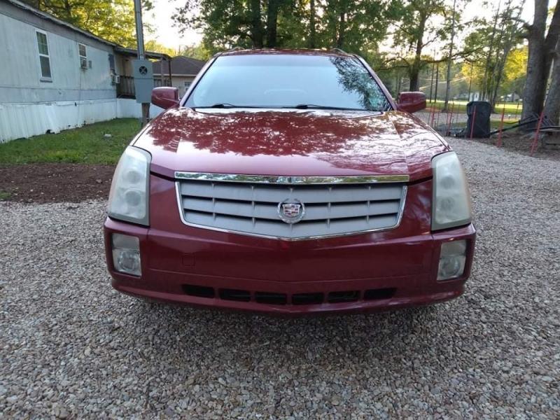 Cadillac SRX 2006 price $6,680