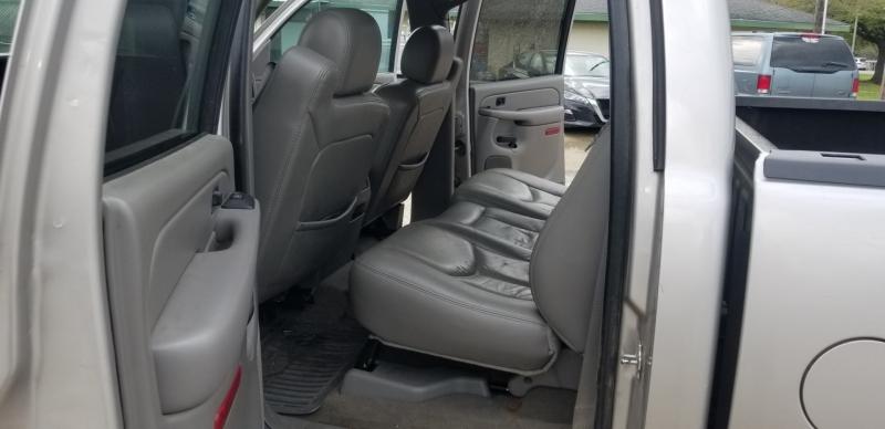 Chevrolet Silverado 1500 Crew Cab 2004 price $10,980
