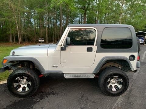 Jeep Wrangler 2006 price $13,980