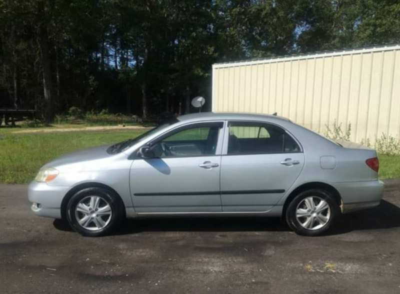 Toyota Corolla 2007 price $4,980