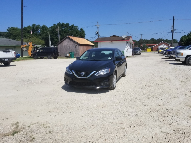Nissan Sentra 2017 price $12,980