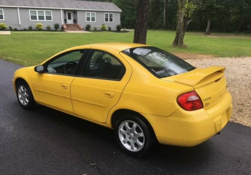 Dodge Neon 2004 price $4,480