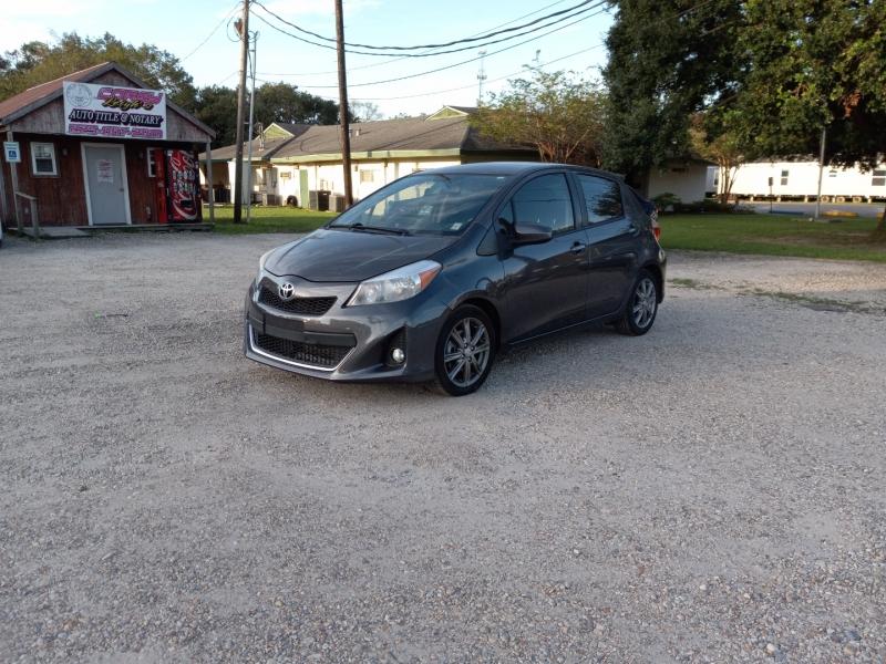 Toyota Yaris 2013 price $7,980