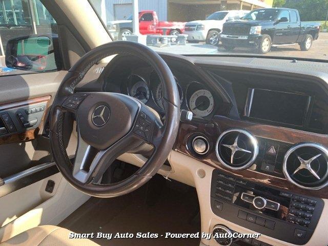 Mercedes Benz GLK-Class GLK250 BlueTEC 7-Speed Automatic 2014 price $17,992