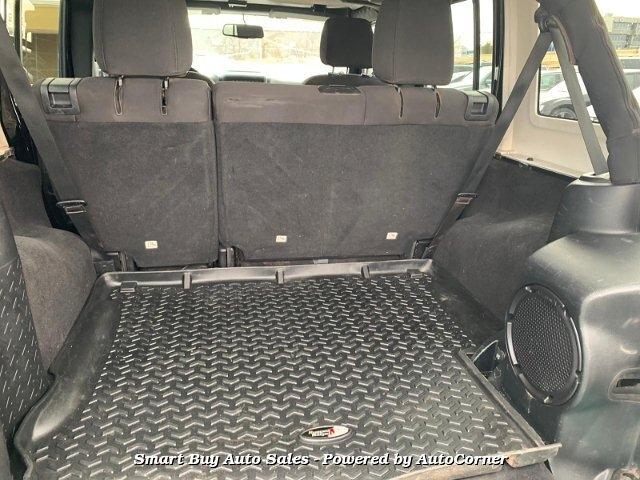 Jeep Wrangler Unlimited 2014 price $18,995