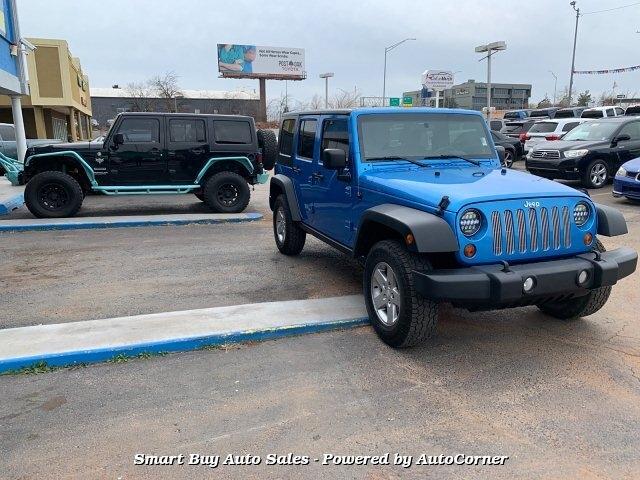 Jeep Wrangler Unlimited 2010 price $16,995