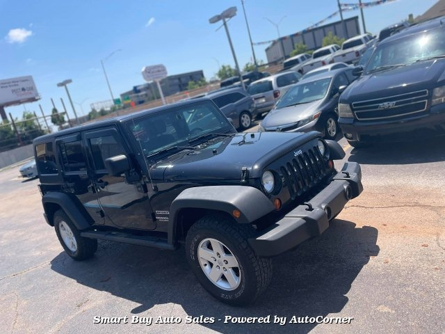 Jeep Wrangler Unlimited 2012 price $14,995