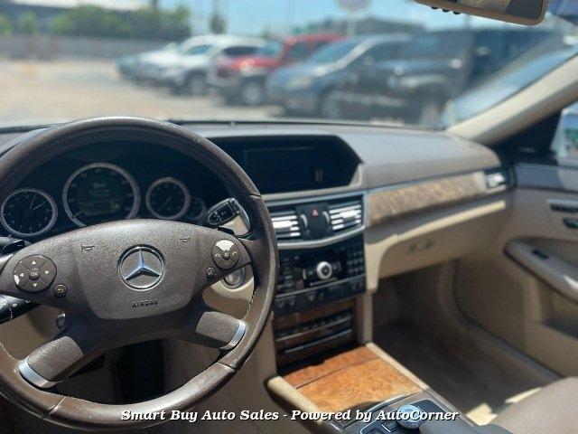 Mercedes Benz E-Class E350 Sedan 7-Speed Automatic 2011 price $14,995