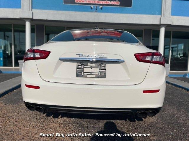 Maserati Ghibli 2016 price $29,995