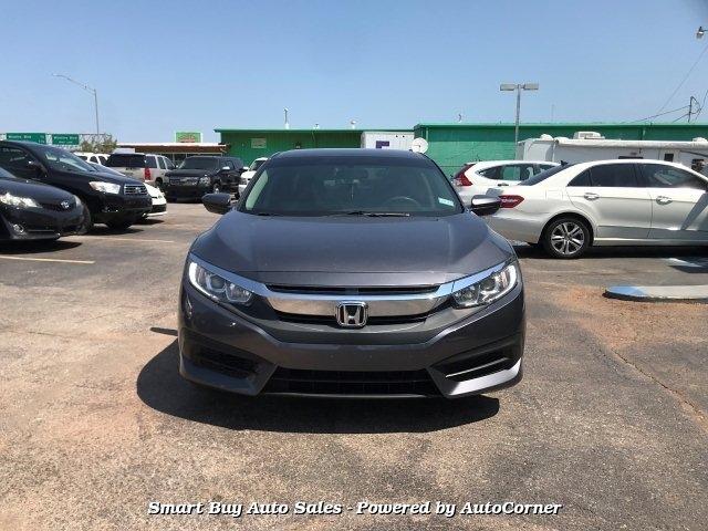 Honda Civic 2017 price $16,995