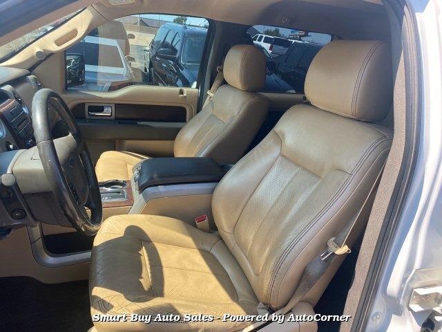 Ford Lariat 2012 price $17,995