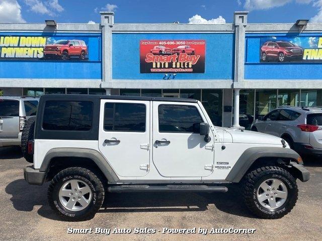 Jeep Wrangler Unlimited 2012 price $18,995