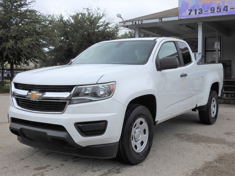 Chevrolet Colorado 2016 price $14,488