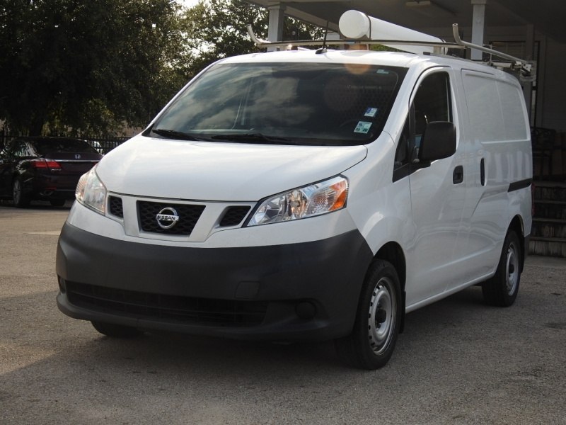 Nissan NV200 2015 price $13,998