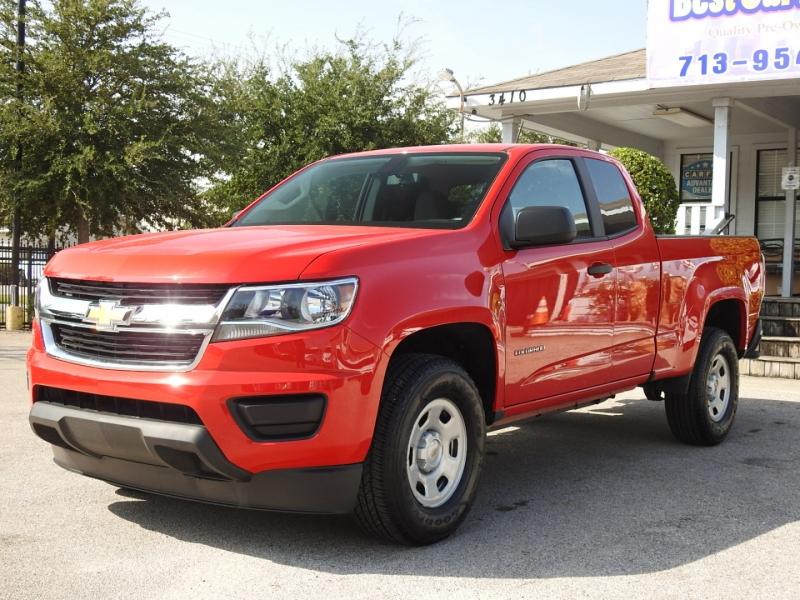 Chevrolet Colorado 2020 price $23,998