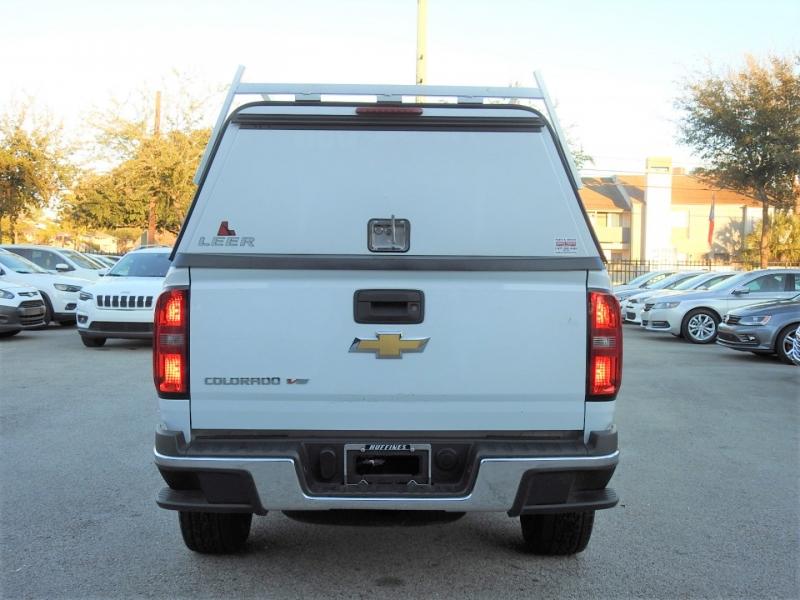 Chevrolet Colorado 2017 price $16,998