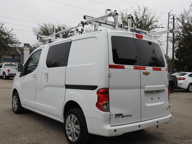 Chevrolet City Express Cargo Van 2015 price $13,998
