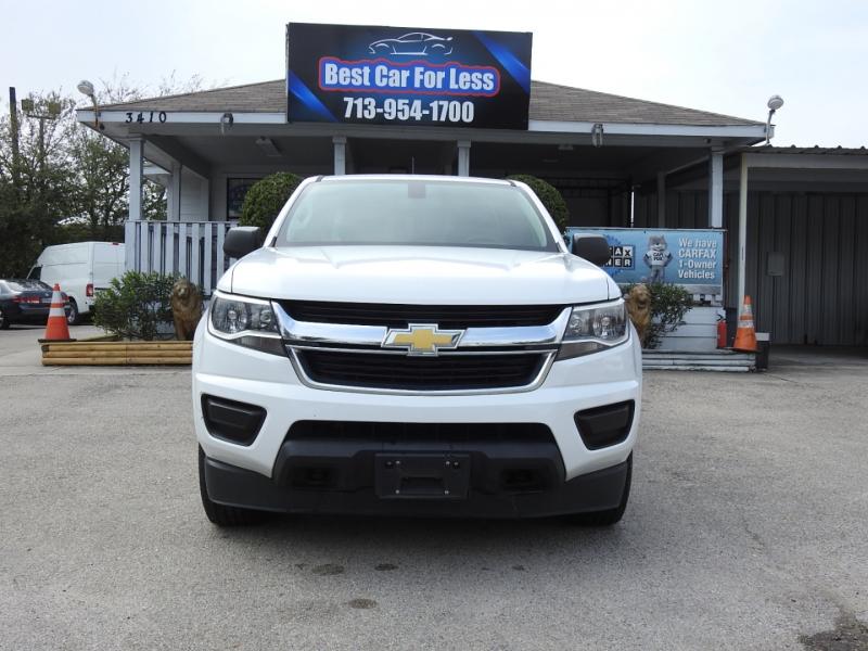 Chevrolet Colorado 2015 price $16,998