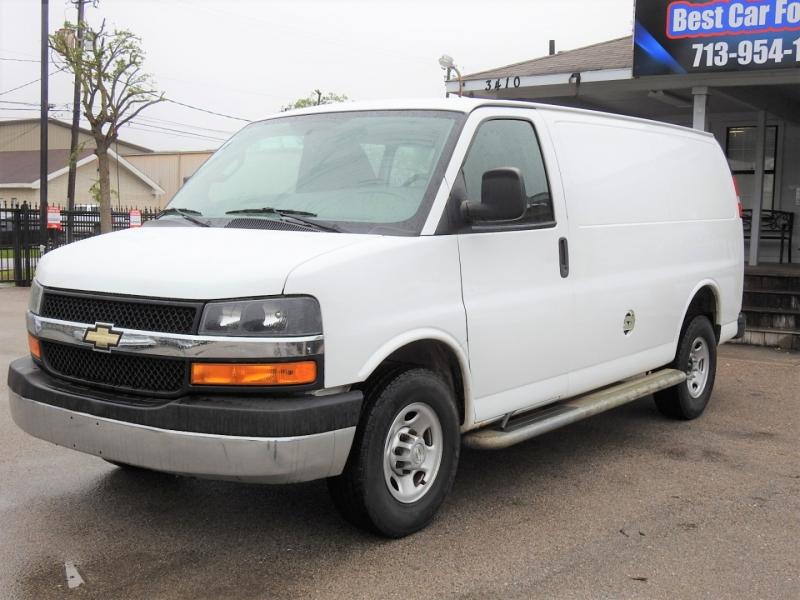 Chevrolet Express Cargo Van 2018 price $25,998
