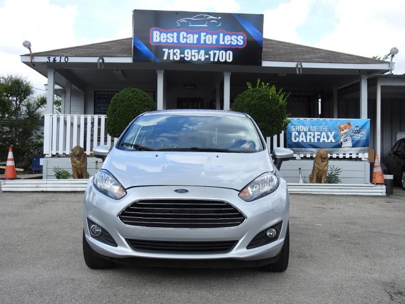 Ford Fiesta 2019 price $14,588