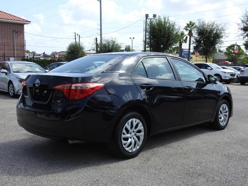 Toyota Corolla 2019 price $18,598