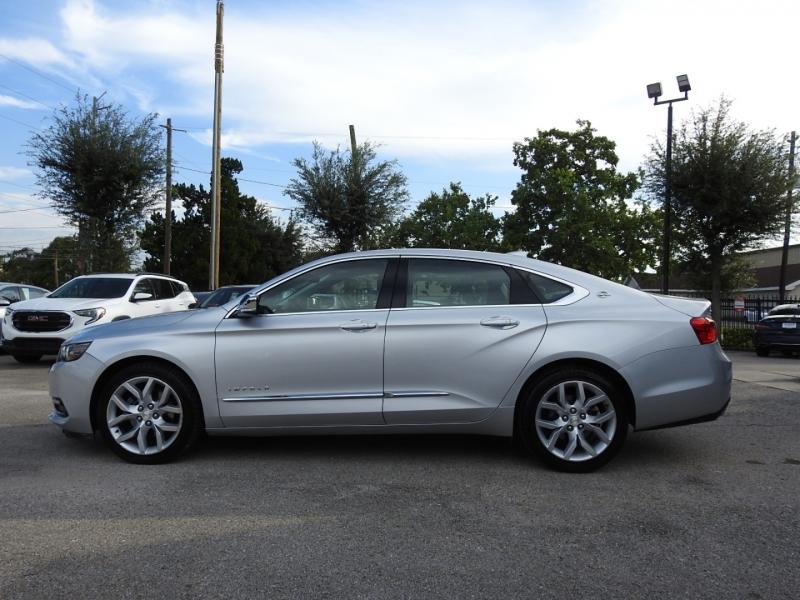 Chevrolet Impala 2018 price $23,998