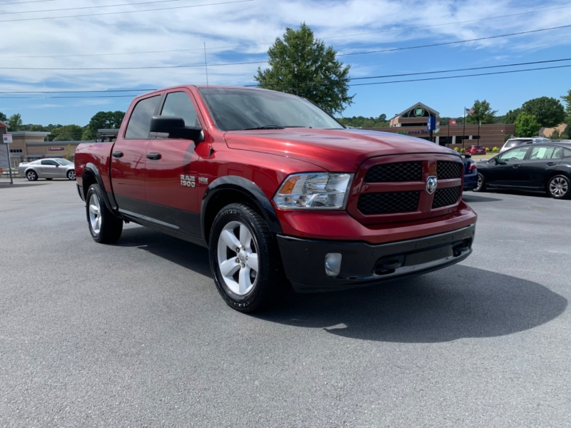 RAM 1500 2015 price $20,100