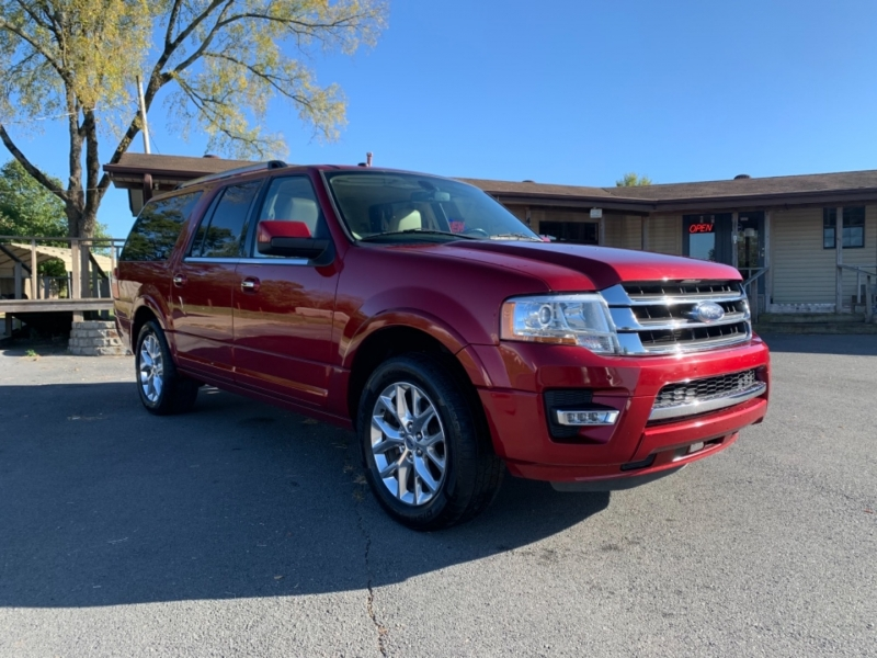 FORD EXPEDITION 2017 price $23,000