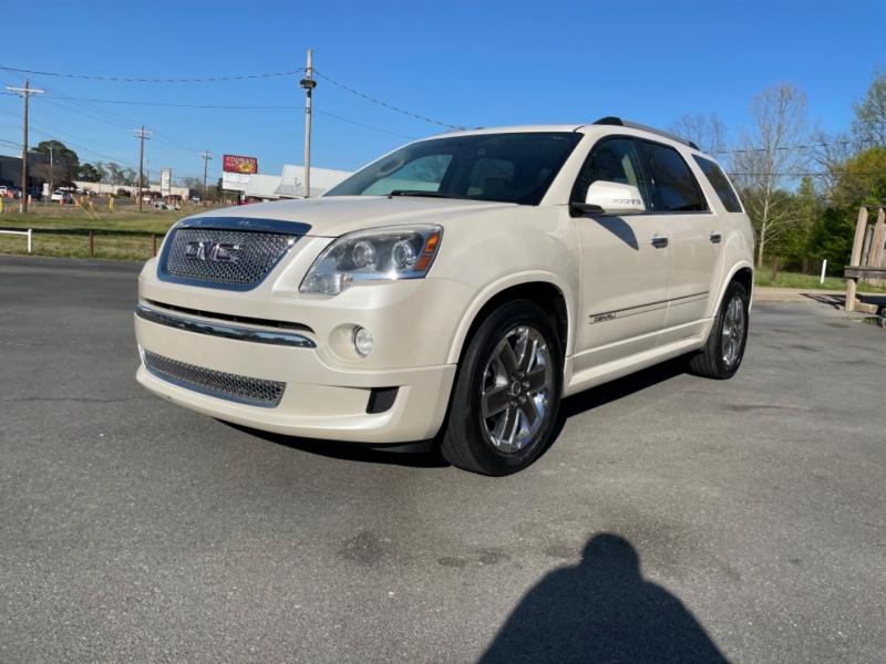 GMC ACADIA 2011 price $11,800