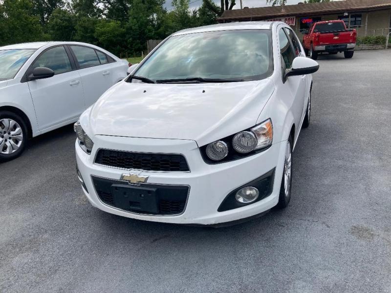 Chevrolet Sonic 2012 price $8,250
