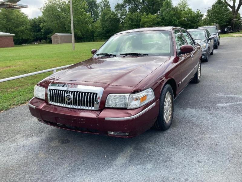 Mercury Grand Marquis 2006 price $6,800