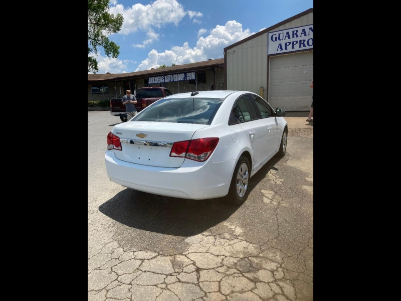 Chevrolet Cruze 2015 price $11,950