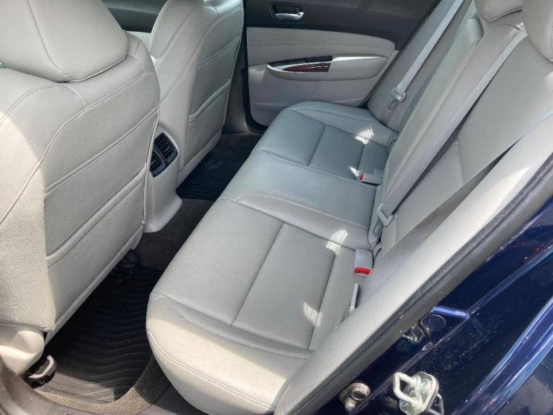 Acura TLX 2015 price $19,500