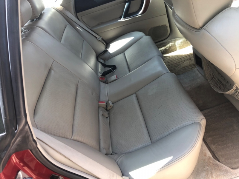 Subaru Legacy Wagon (Natl) 2005 price $3,750