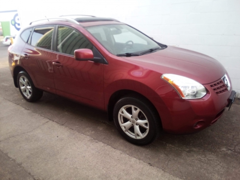 Nissan Rogue 2008 price $5,950