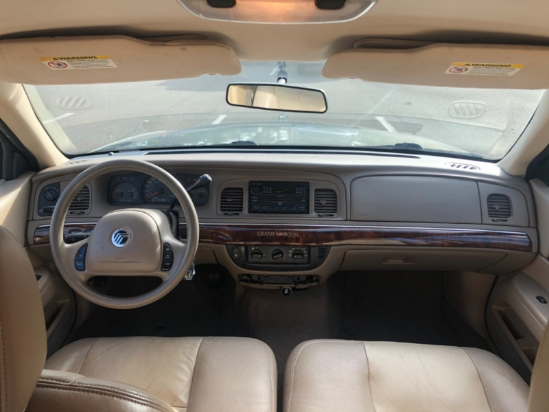 Mercury Grand Marquis 2004 price $2,450