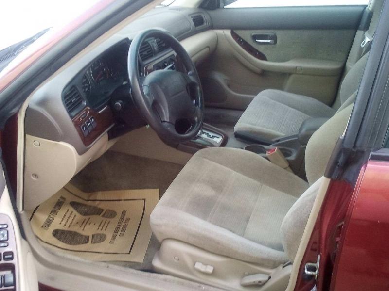 Subaru Legacy Wagon 2003 price $2,750
