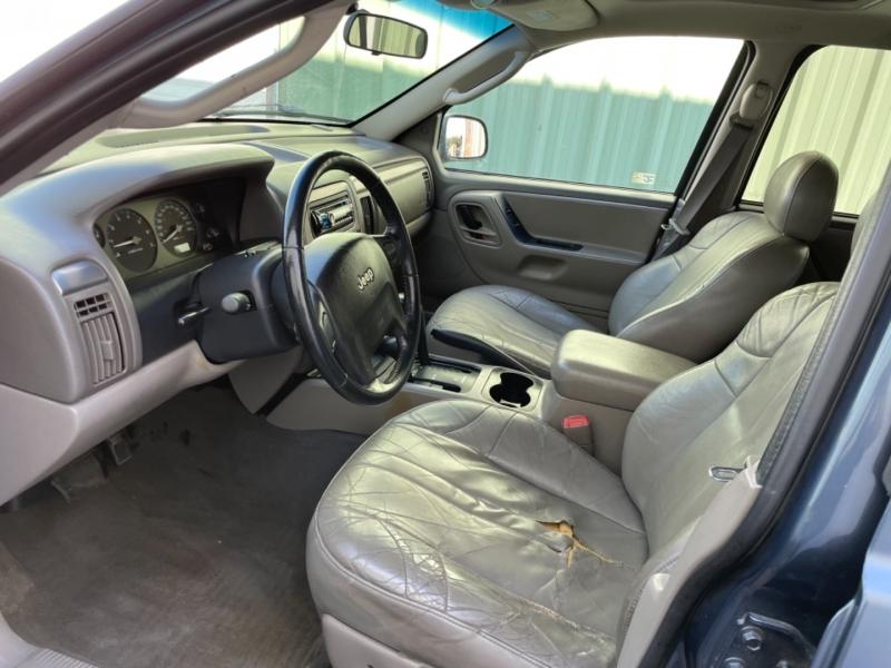 Jeep Grand Cherokee 2004 price $4,450