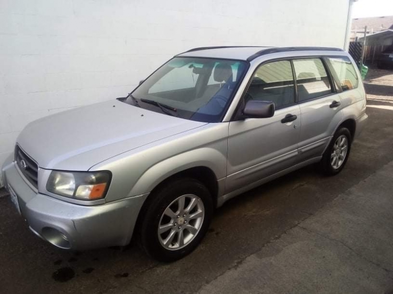 2005 Subaru Other 4dr 2.5 XS Auto