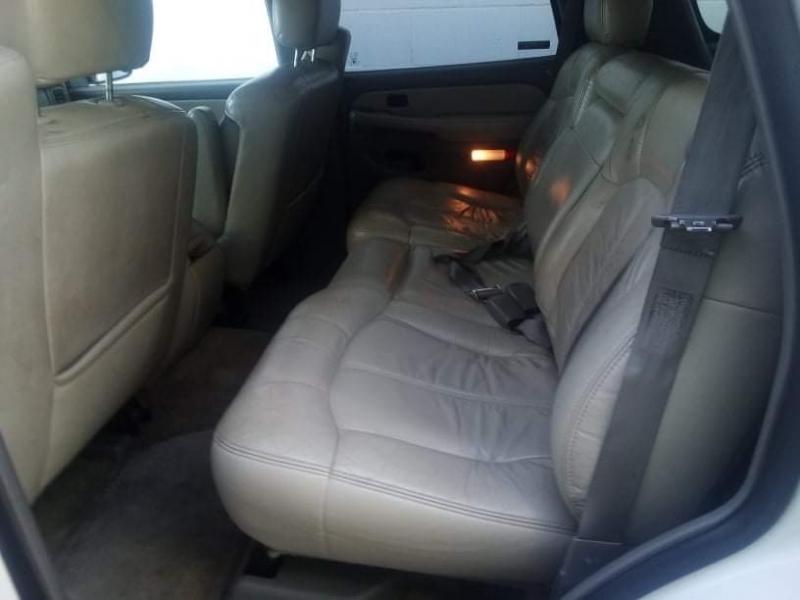 Chevrolet Tahoe 2001 price $3,250