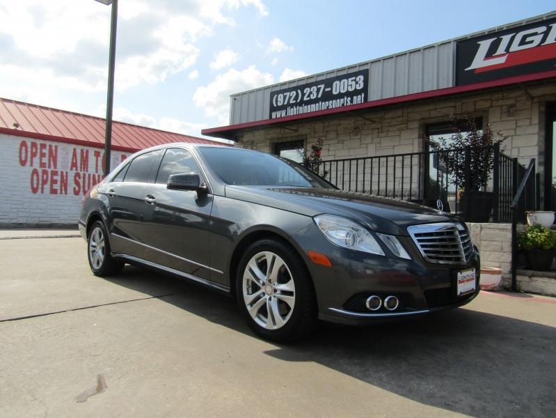 Mercedes-Benz E-Class 2011 price $13,950