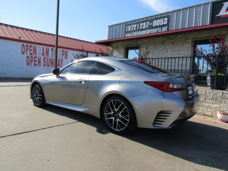 Lexus RC 2017 price $30,850