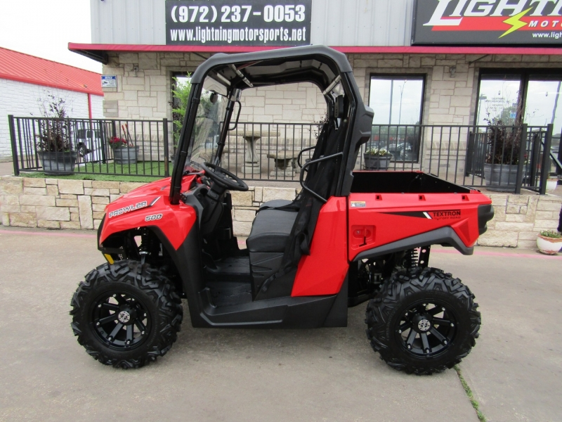 Tracker 500 side by side 2019 price $7,995