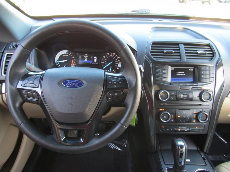 Ford Explorer 2016 price $16,950