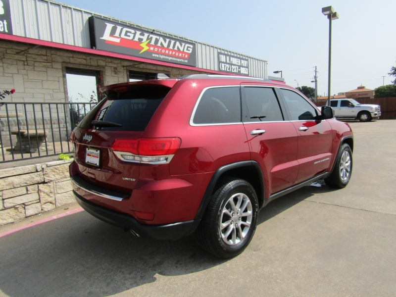 Jeep Grand Cherokee 2015 price $19,950